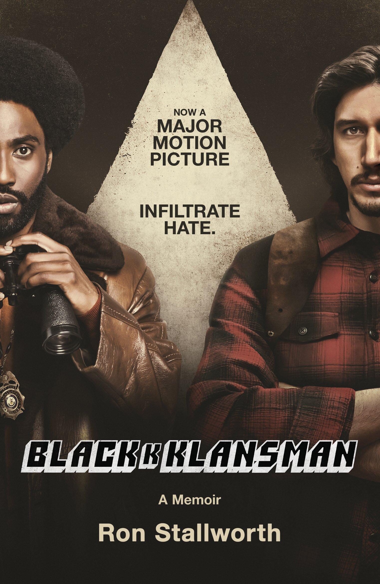 Black Klansman: NOW A MAJOR MOTION PICTURE: Amazon.es ...