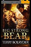 Big Strong Bear (Soldier Bears Book 3) (English Edition)