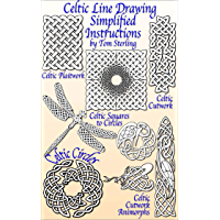 Celtic Line Drawing - Simplified Instructions