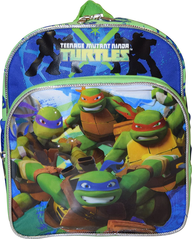 Nickelodeon TMNT Tortugas Ninja Deluxe 3D 10