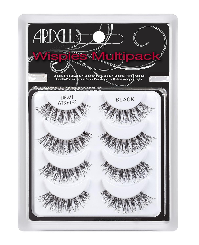 628e26b9e12 Ardell Multipack Demi Wispies (x4): Amazon.co.uk: Beauty