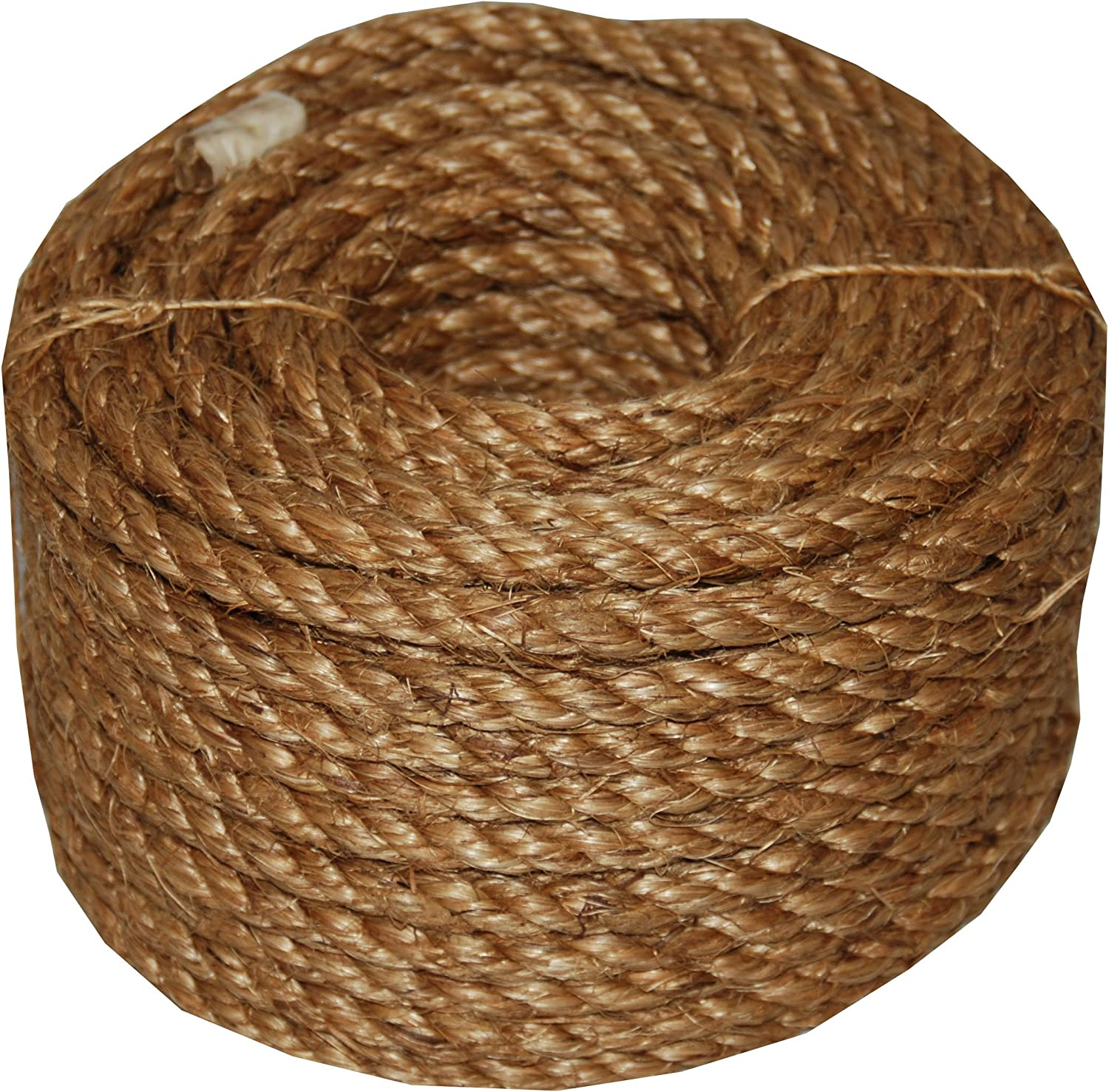 2250-Feet T.W Evans Cordage 07-200 20 Poly Cotton Twine with 2.5-Pound Cone