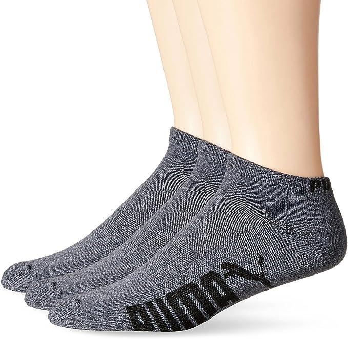 PUMA Men's 6 Pack Low Cut Socks