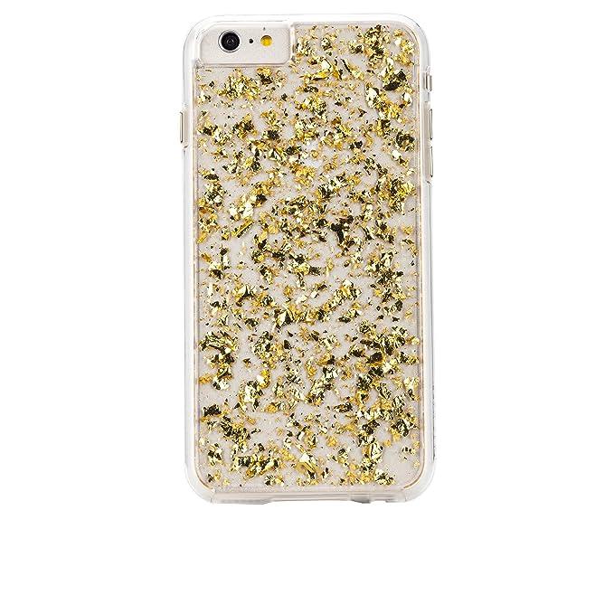 brand new 1e0f1 79c6c Case-Mate iPhone 6 Plus Case - KARAT - 24k Gold Elements - Slim Protective  Design - Apple iPhone 6 Plus / iPhone 6s Plus - Gold