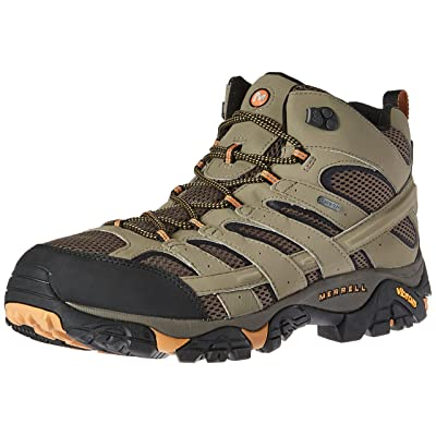 Merrell Men's Moab 2 Mid Gtx Hiking Boot | Hiking Boots