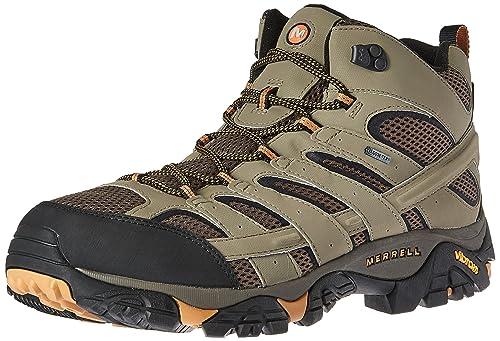 0049d98fcc735 Merrell Mens Moab 2 Mid GTX Hiking Boot: Amazon.ca: Shoes & Handbags