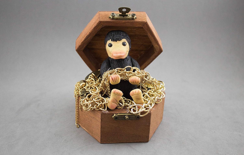 Niffler - Animales fantásticos y dónde encontrarlos - Escarbato: Amazon.es: Handmade