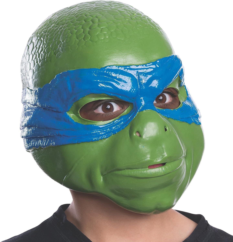 Teenage Mutant Ninja Turtles Movie Michelangelo Child Mask