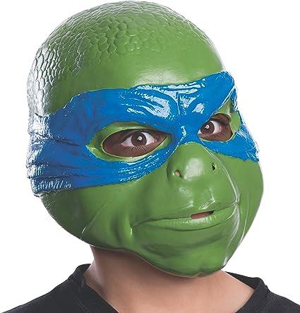 Rubies Teenage Mutant Ninja Turtles Movie Leonardo Child 3/4 Child Mask