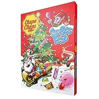 Chupa Chups Adventskalender Süßes Fest, die Alternative zum Kalender mit Schokolade, 24 Überraschungen zu Weihnachten 2018