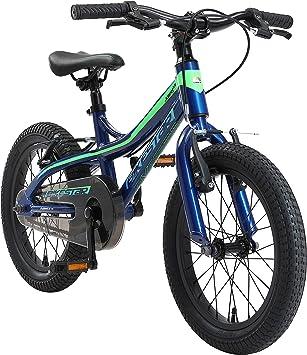 BIKESTAR Bicicleta Infantil Aluminio para niños y niñas a Partir ...