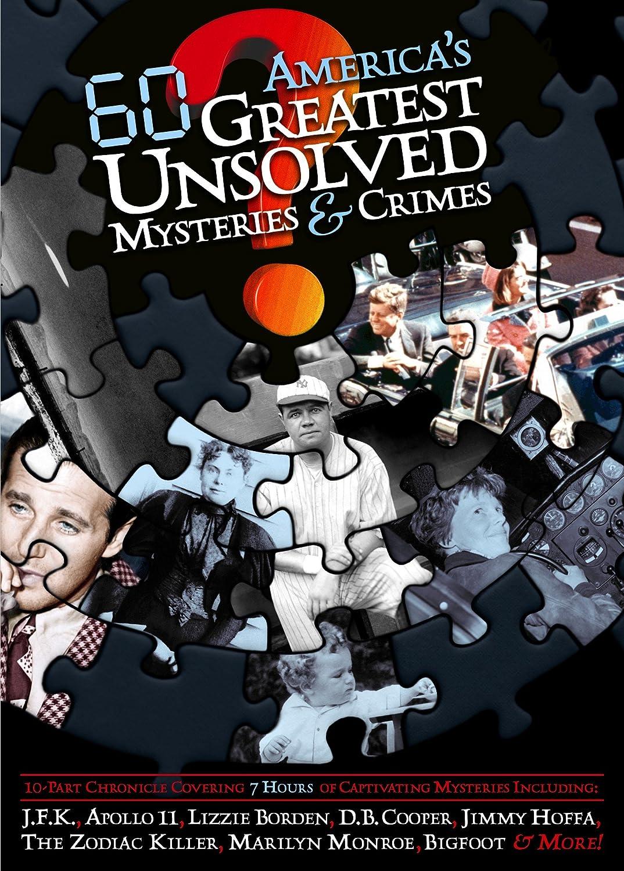 Amazon.com: America's 60 Greatest Unsolved Mysteries & Crimes: J.F.K.,  Jimmy Hoffa, Marilyn Monroe, Big Foot, Various: Movies & TV