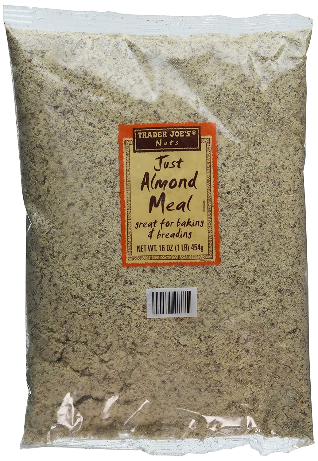 Trader Joes Just Almond Meal (1 lb): Amazon.com: Grocery ...
