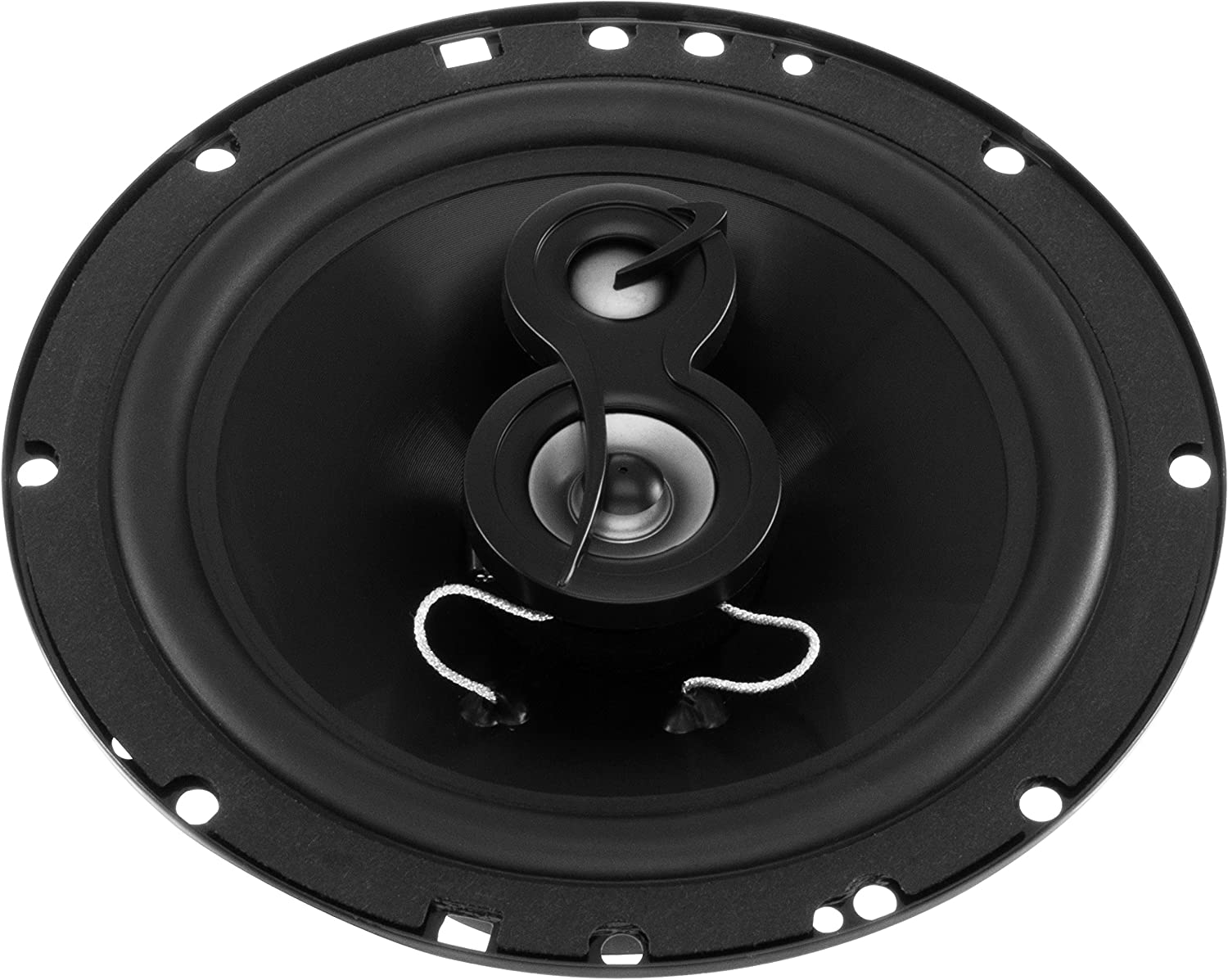Planet Audio TRQ462 Torque 4 x 6 2-Way 200-watt Full Range Speakers