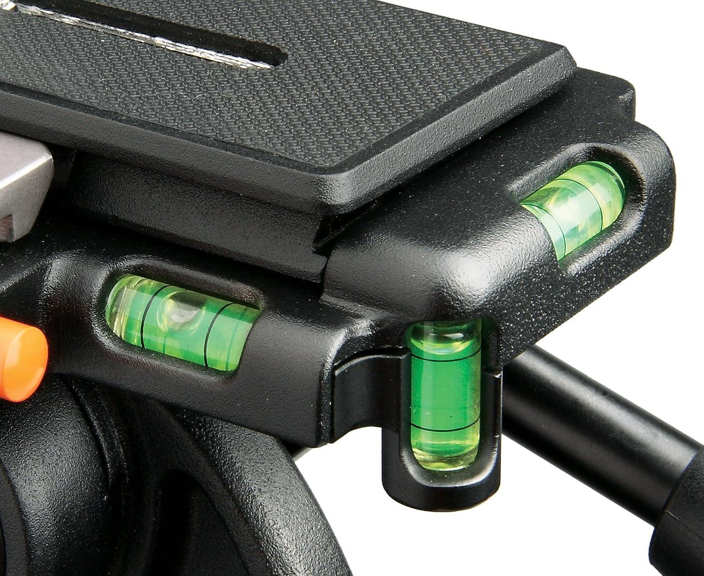 Color Negro Vanguard PH-32 R/ótula para tr/ípode