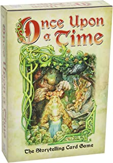 Amazon.com: Once Upon A Time: Cards: Toys & Games