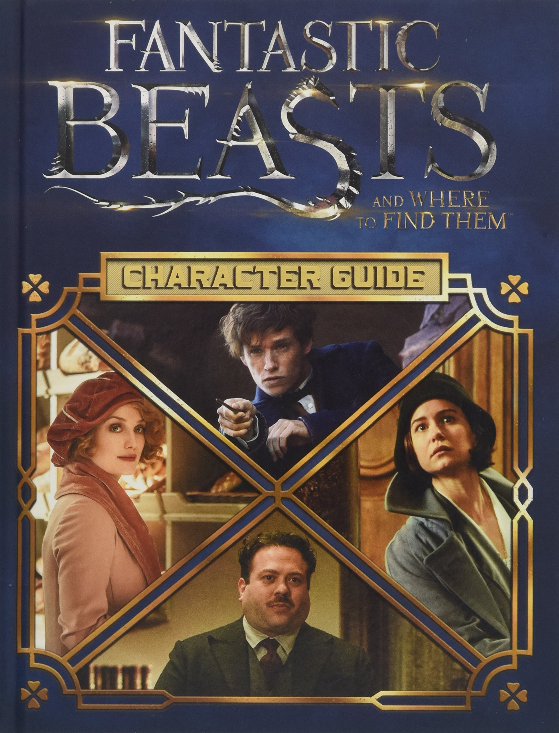 Download Character Guide (Fantastic Beasts and Where to Find Them) pdf