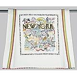 Catstudio New York City Dish Towel - Original Geography Collection Décor 083D(CS)