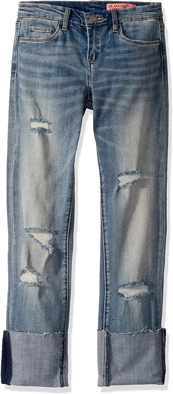 Big Girls Jeans Pants BLANKNYC Millenial Pink