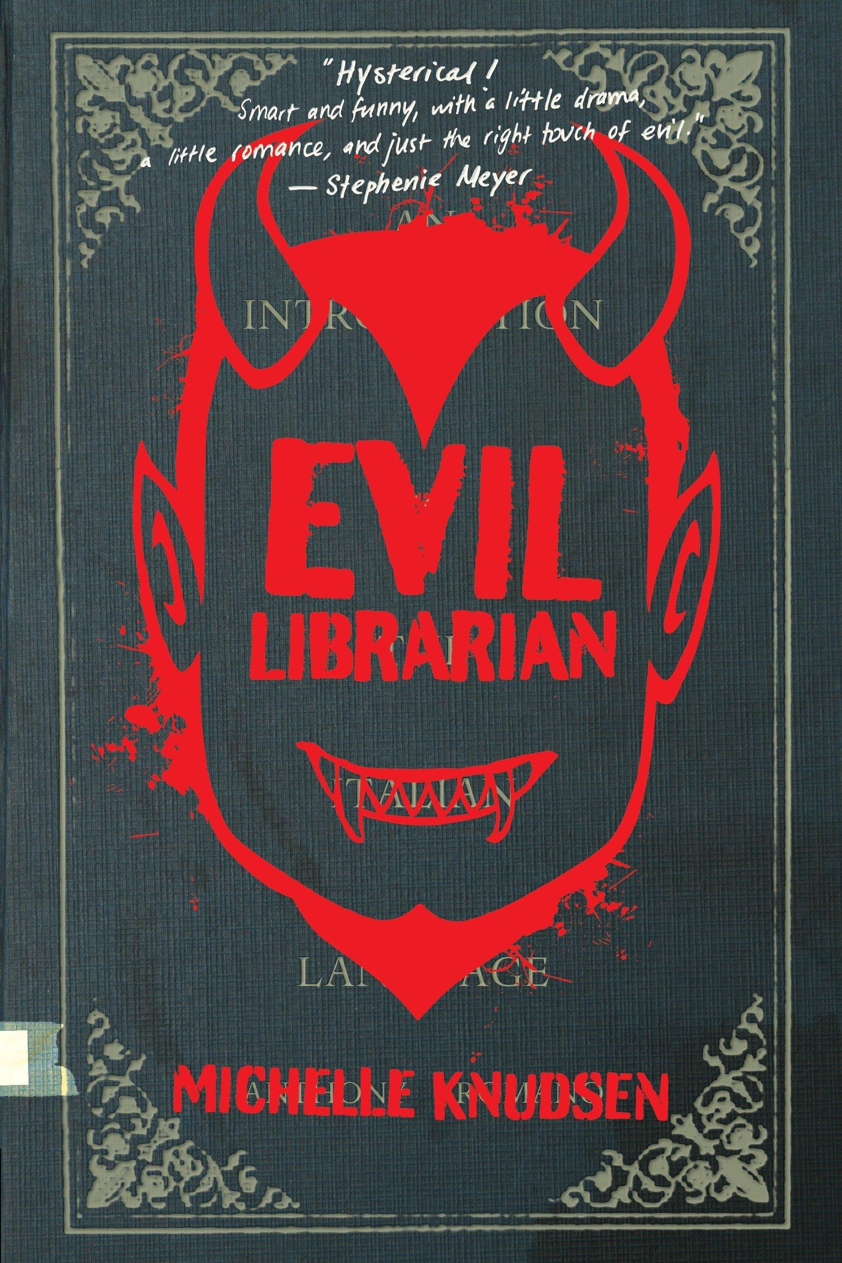 Amazon.com: Evil Librarian (9780763676407): Michelle Knudsen: Books