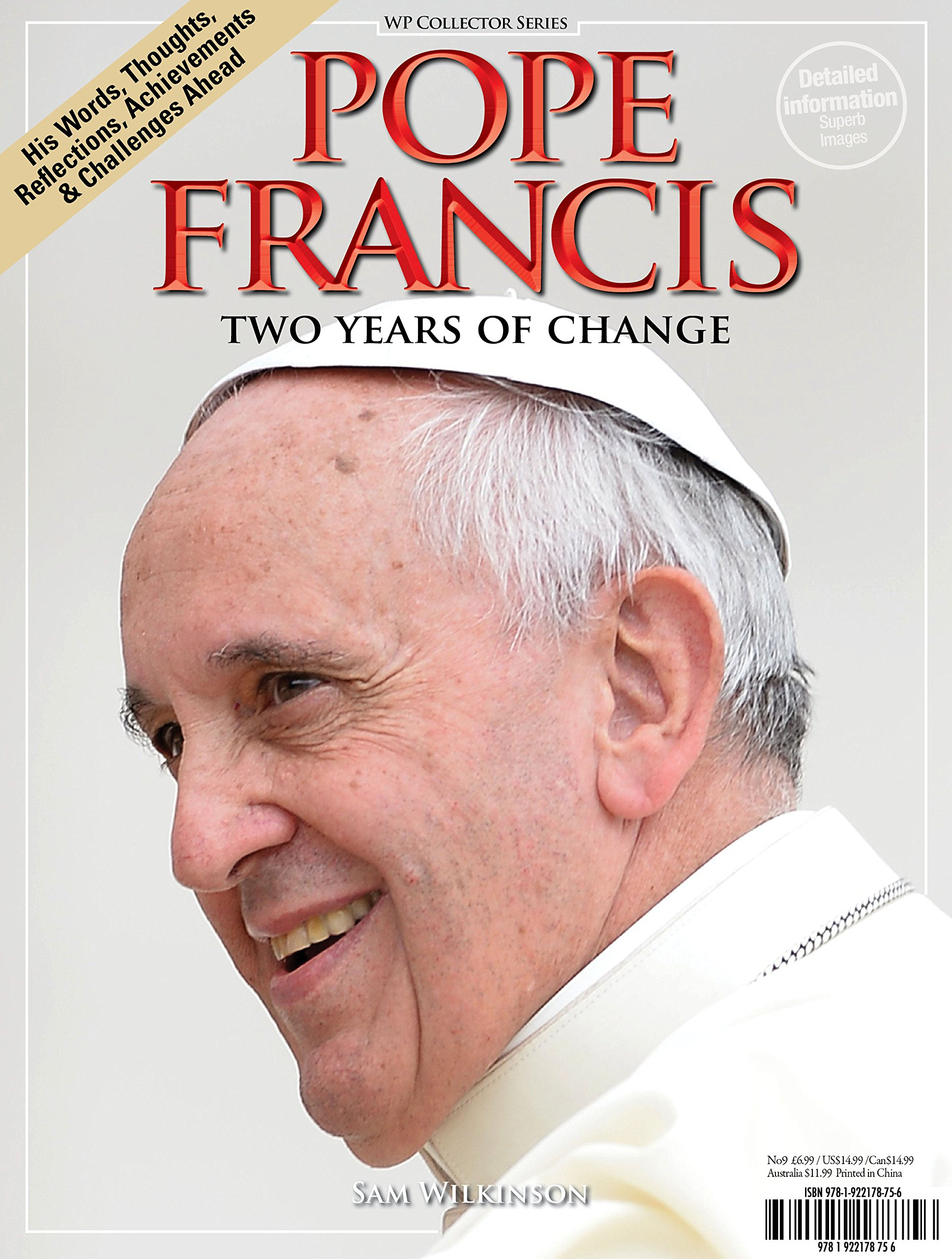 Pope Francis: Two Years of Change (Wp Collector) pdf epub