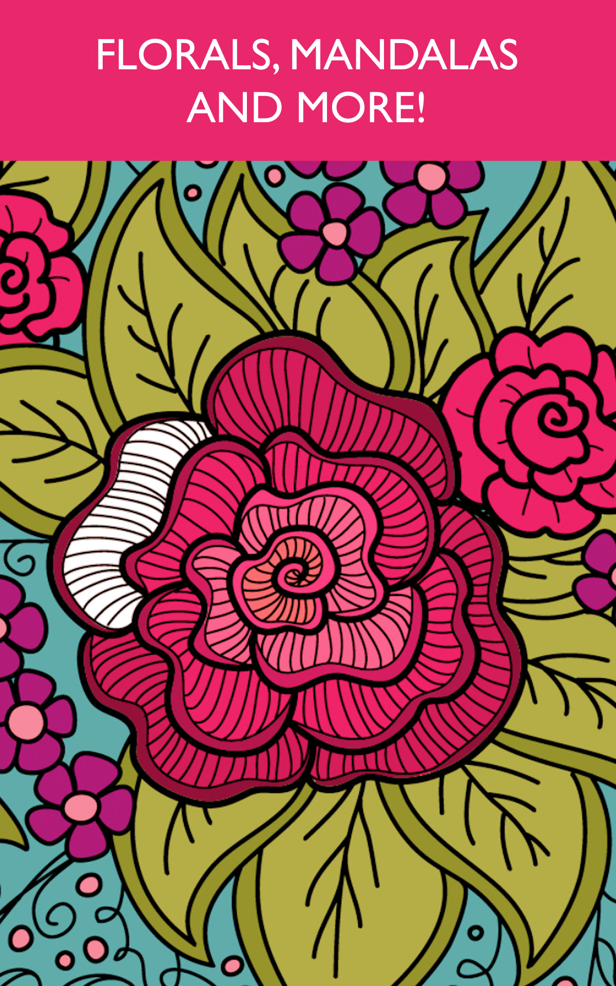 Colorfy coloring book for adults free online - 0 00