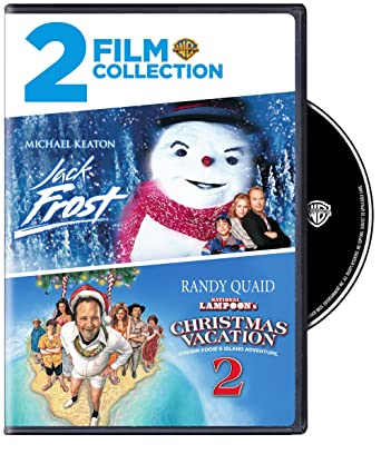 jack frost national lampoons christmas vacation 2 cousin eddies island adventure dvd - Christmas Vacation On Tv
