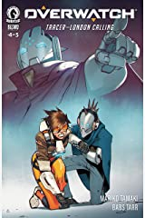 Overwatch: Tracer--London Calling #4 Kindle Edition