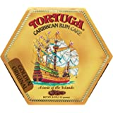 TORTUGA Caribbean Original Rum Cake with Walnuts - 4 oz Rum Cake - The Perfect Premium Gourmet Gift for Gift Baskets