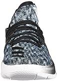 adidas Men's Dame 3 White/Black/Onix 10 D US