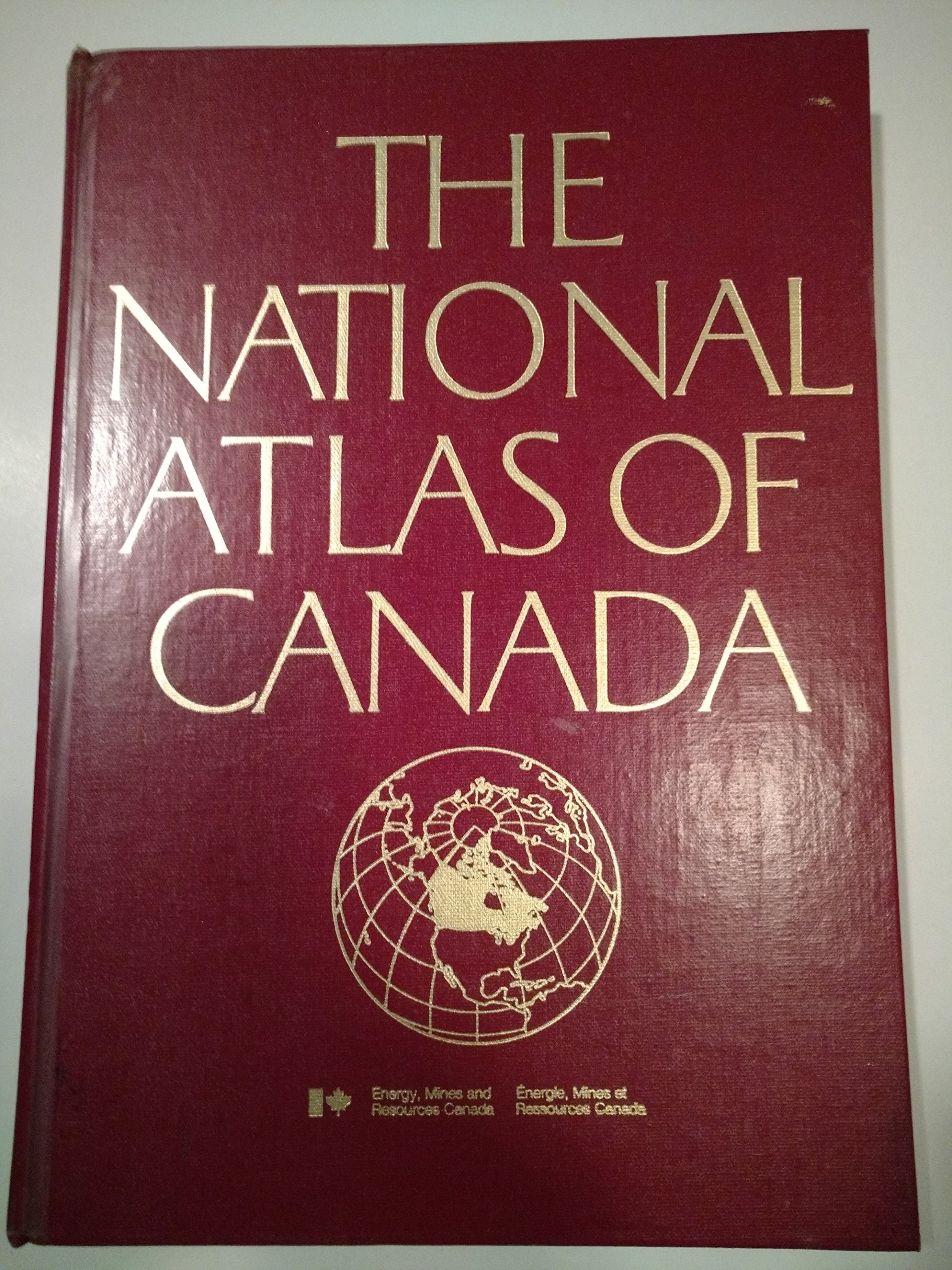 The national atlas of Canada, Canada