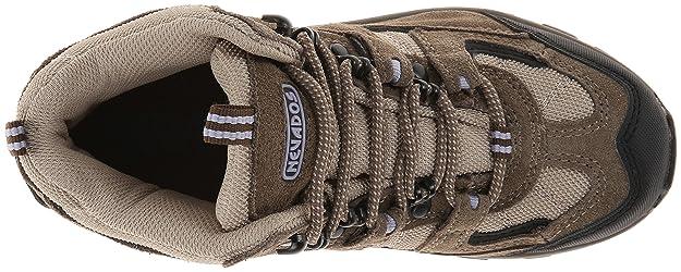 Nevados Mujeres Calzado Atlético, Chocolate Chip/Stone/Lavender, Talla 9: Amazon.es: Zapatos y complementos