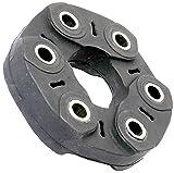 APDTY 046514 Driveshaft Rubber Flex Joint Coupler