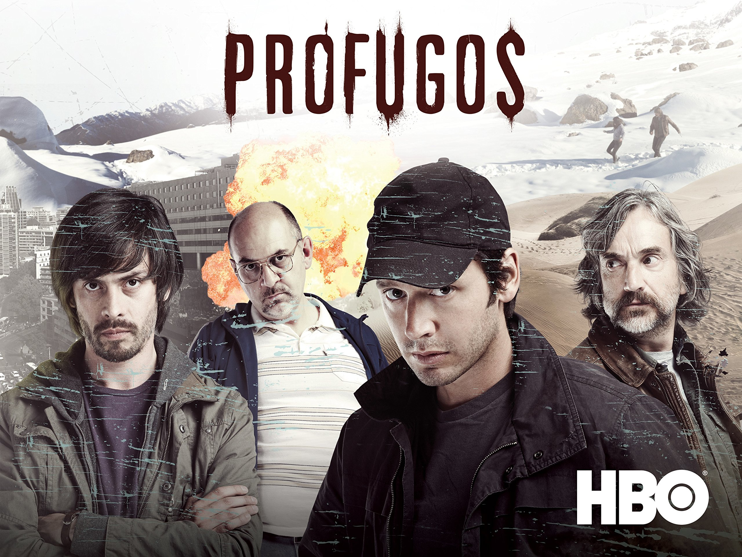 Amazon com: Watch Profugos - Season 1 | Prime Video