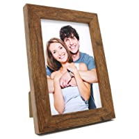 Clay Roberts Photo Frames, 6 x 4, Brown