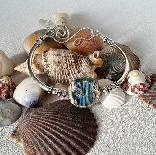 jewelry allfreecrochet com wave bracelet crochet waves ocean id