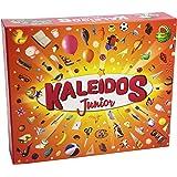 Asmodee Gmbh - Gioco di società per bambini Kaleidos Junior, 3 versioni: per bambini piccoli, dai 7 ai 10 anni, per i più grandi, durata del gioco: ca. 10 minuti