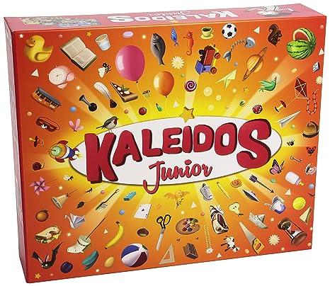 ea0996a72a9901 Asmodee GmbH - Gioco di società per Bambini Kaleidos Junior, 3 Versioni: per  Bambini