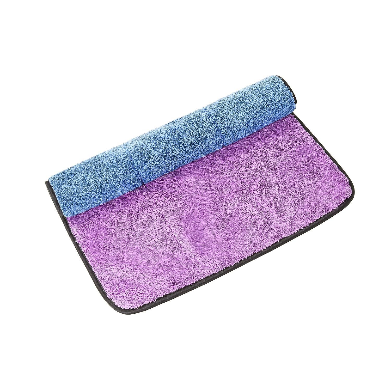 Toallas de Limpieza Gruesa Lavado de Coches Auto Paño Microfibra Suaves de Pulido Alta Calidad Decathlon para Limpiar Cristales Pantalla LED / Cuero Quitar ...