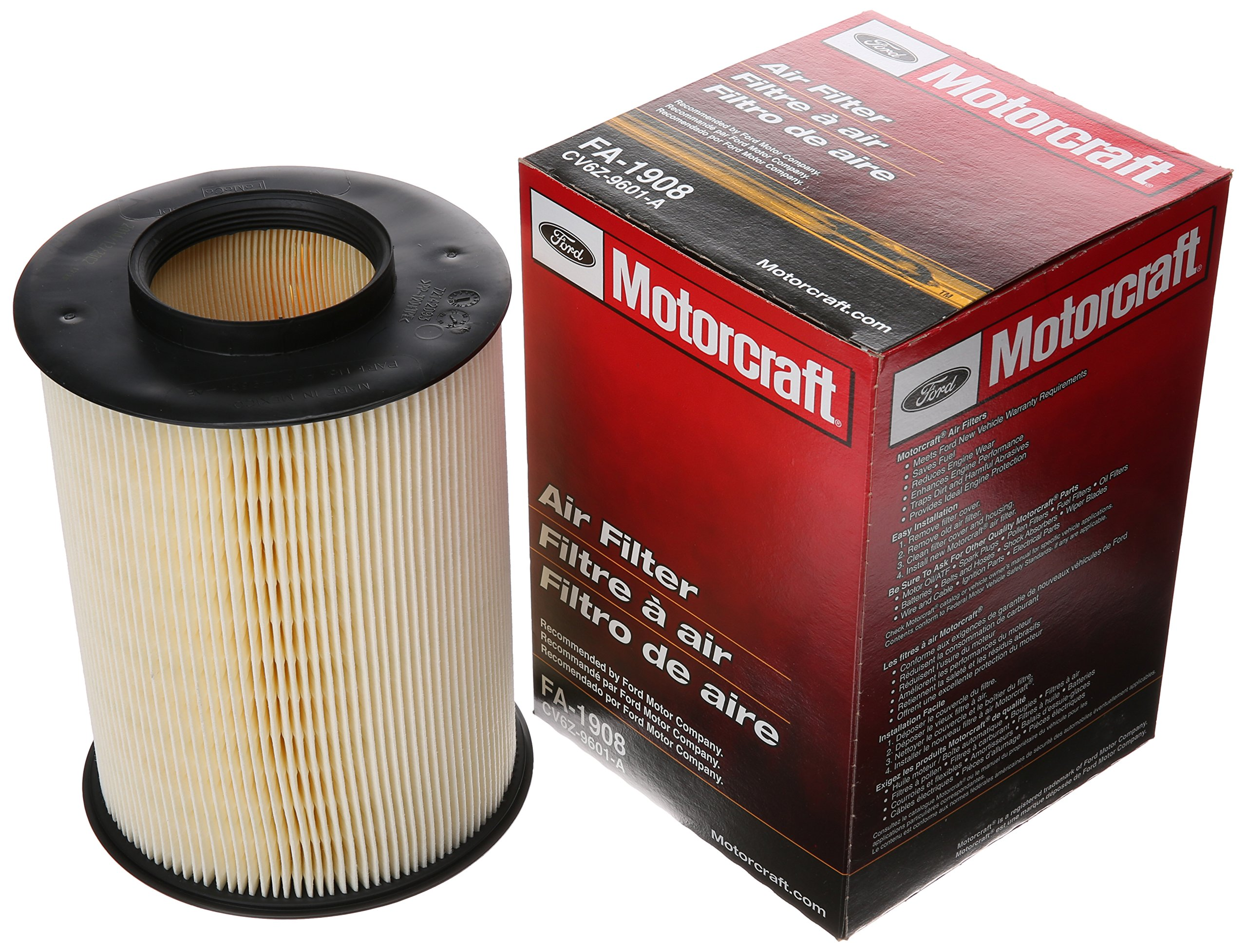 Motorcraft FA-1908 Air Filter by Motorcraft