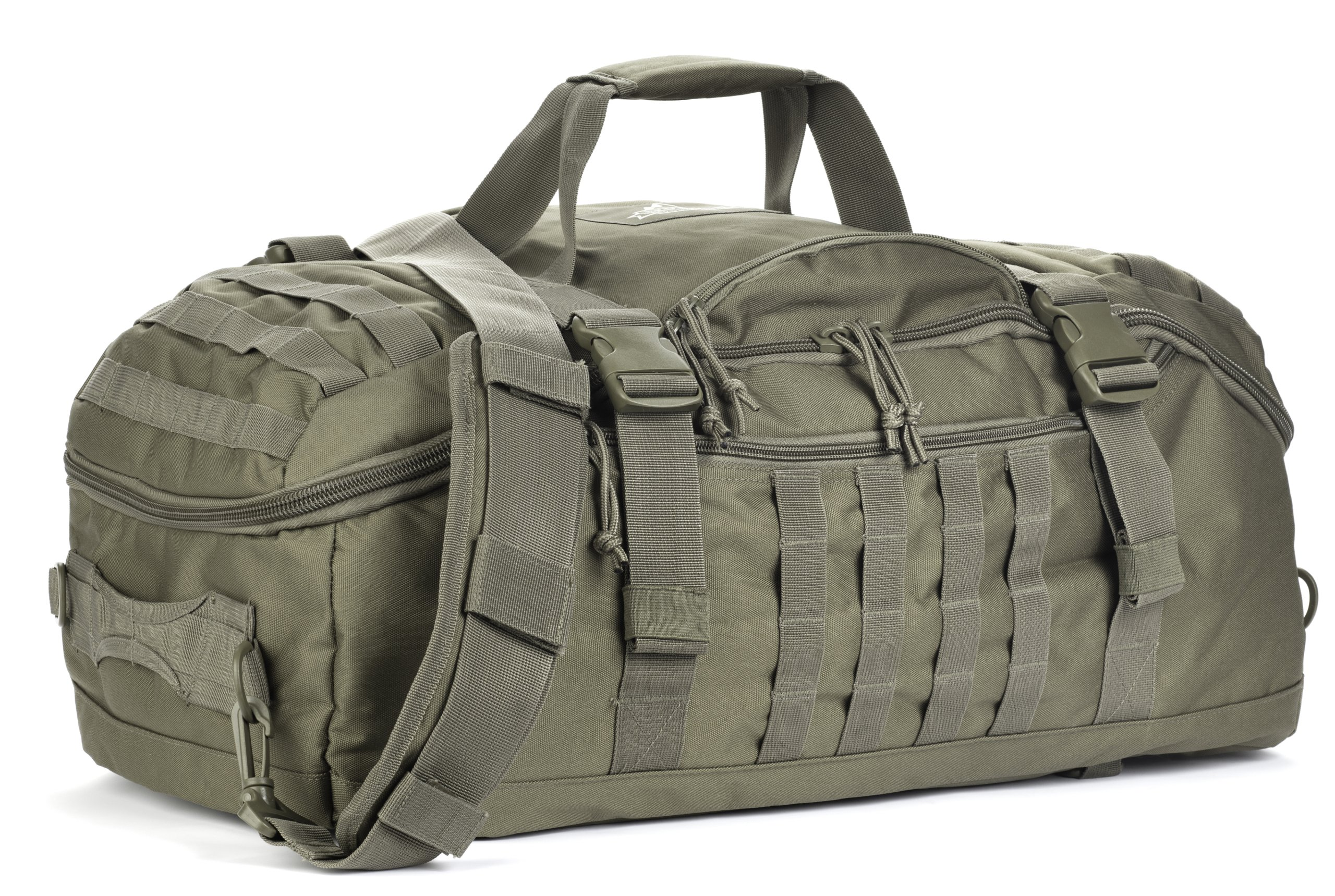 Red Rock Outdoor Gear Traveler Duffle Bag (Olive Drab)