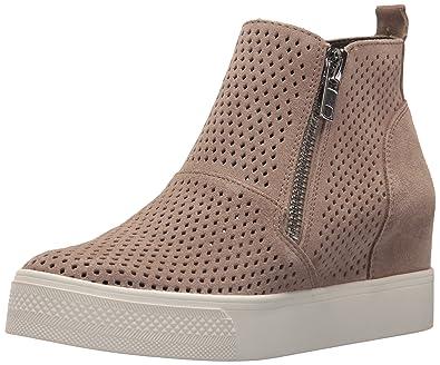 748f69431f5 Steve Madden Women's Wedgie-p Sneaker: Amazon.co.uk: Shoes & Bags