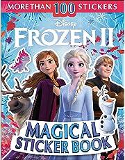Disney Frozen 2:Magical Sticker Book