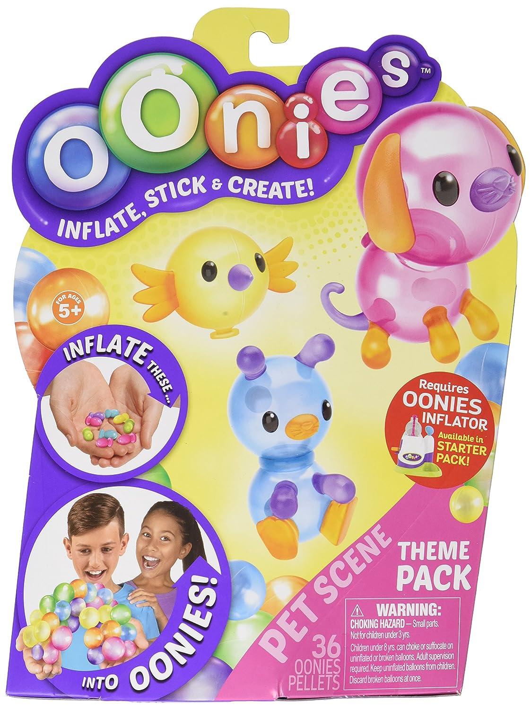 Oonies Theme Pack [Pet Scene]