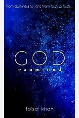 God Examined Kindle Edition
