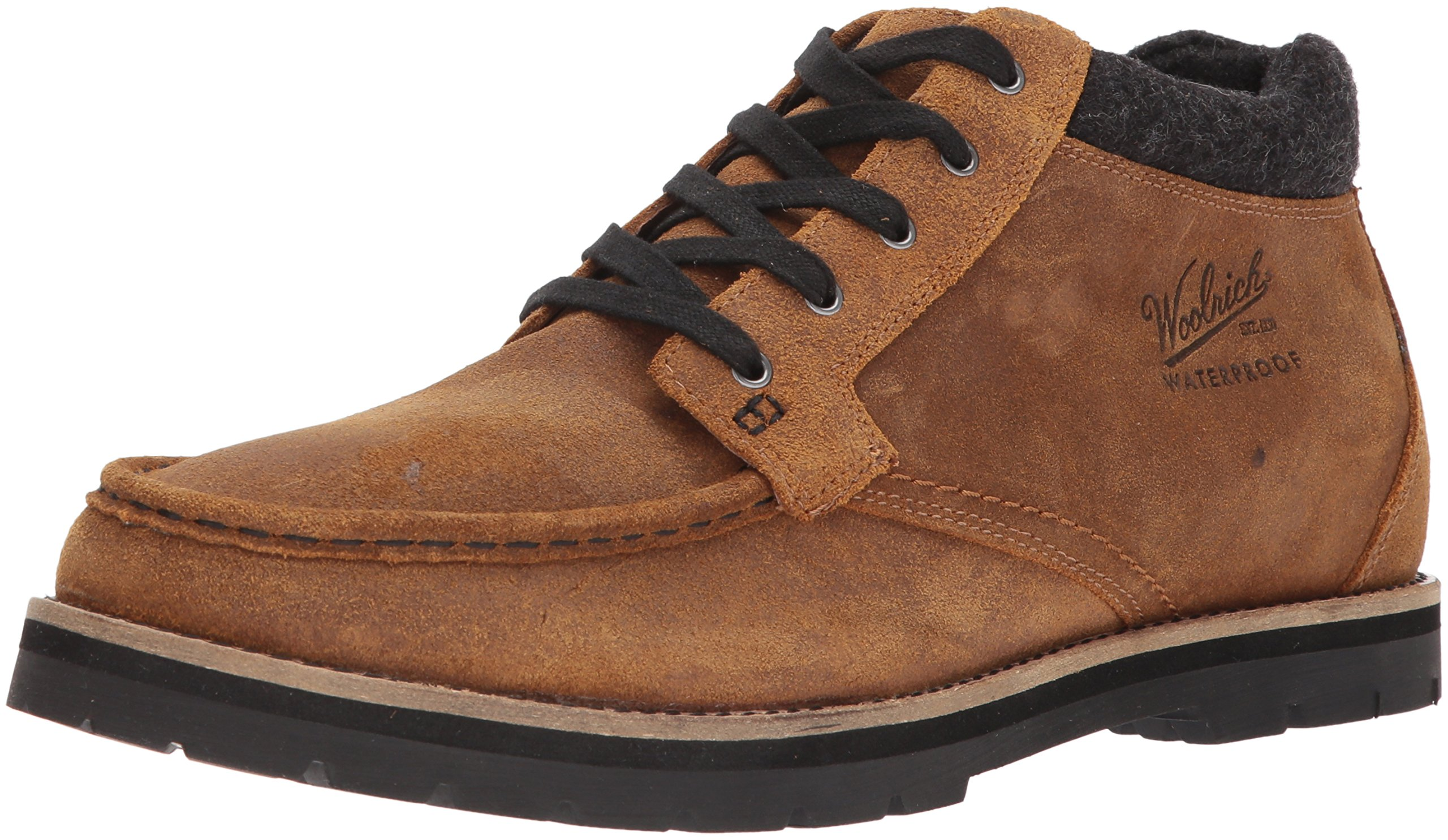 Woolrich Men's Yaktak Chukka Boot, Tenor, 9.5 M US