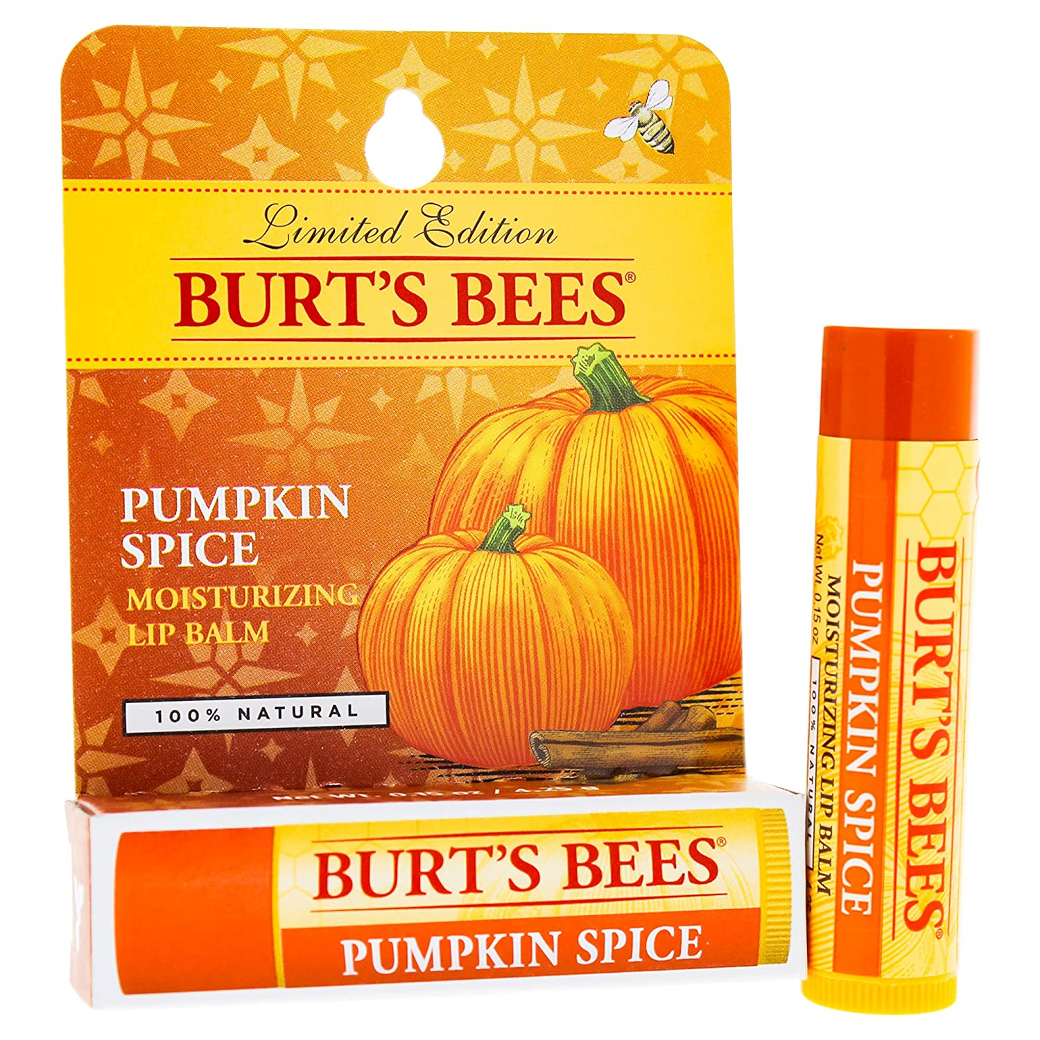 Burt's Bees Limited Edition Mint Cocoa Moisturizing Lip Balm 0.15 oz by Burt's Bees B017AC33O0