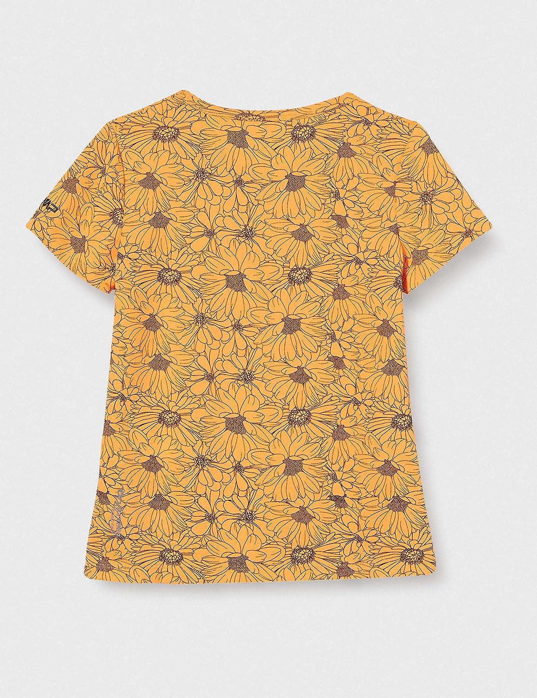 CMP T-Shirt Dry Function 38t6385 Solarium 152 Bambina