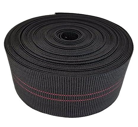 2 INCH Green Elastic Stretch Belt Strap 108 Yards = 324 Feet