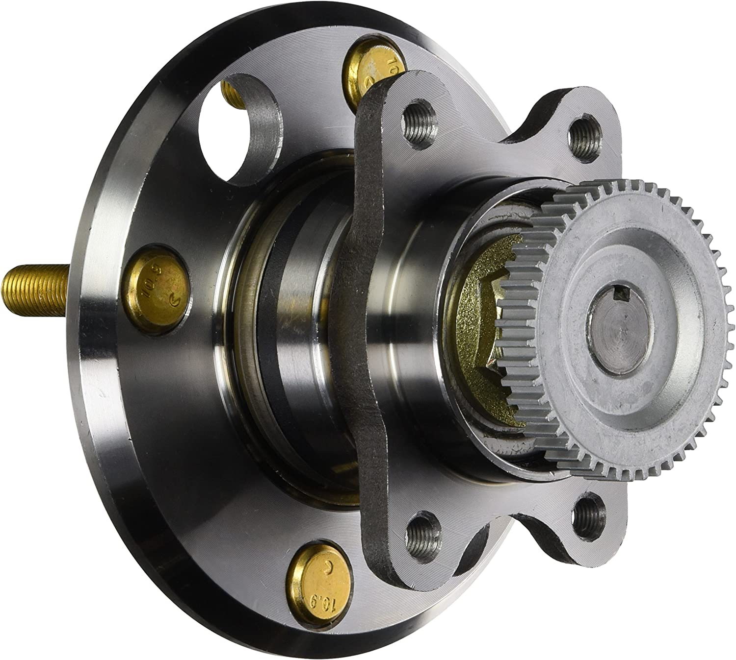 Centric 406.51007E Rear Wheel Hub and Bearing Assembly
